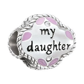 Chamilia My Daughter My Friend sterling silver bead - Product number 2872633