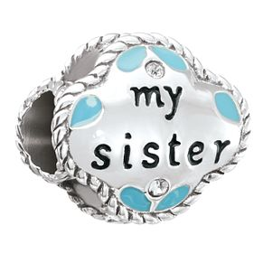 Chamilia My Sister My Friend sterling silver bead - Product number 2872641