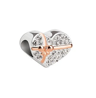 Chamilia Heart of Gold rose gold-plated bead - Product number 2873680