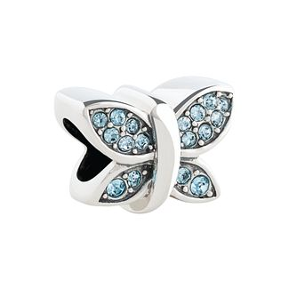 Chamilia Disney Cinderella Butterfly Swarovski Crystal Charm - Product number 2876752