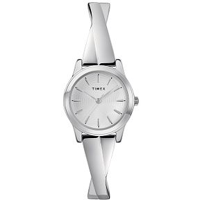 Timex Fashion Ladies' Stainless Steel Bracelet Watch - Product number 2892359