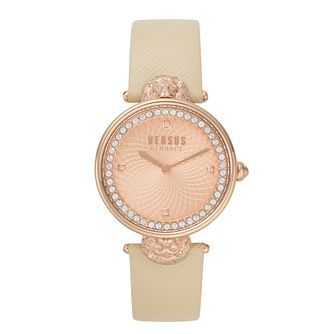 Versus Versace Ladies' Leather Strap Watch - Product number 2892774