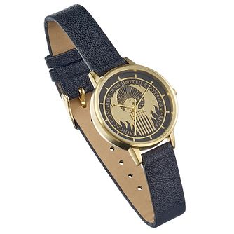 Harry Potter Fantastic Beasts Ladies' Black PU Strap Watch - Product number 2892979