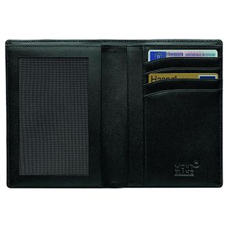 Montblanc Meisterstuck black leather wallet - Product number 2918501