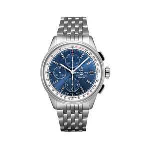 Breilting Premier Chronograph Stainless Steel Bracelet Watch - Product number 2923467