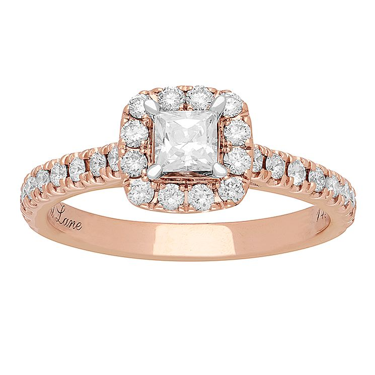 zoom kay kaystore diamonds tone diamond two hover ring neil gold cttw mv morganite zm lane en to