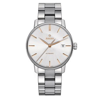 Rado men's stainless steel and ceramic bracelet watch - Product number 2944081