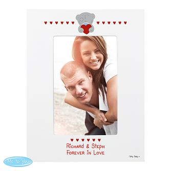 Personalised Me to You Big Heart 6x4 Frame - Product number 2950014