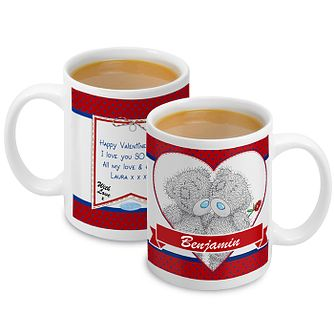 Personalised Me To You Couple Ceramic Mug - Product number 2950154