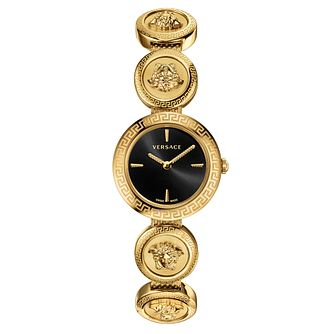Versace Medusa Stud Icon Gold Plated Bracelet Watch - Product number 2951797