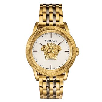 Versace Palazzo Empire Men's Two-Tone Bracelet Watch - Product number 2952033