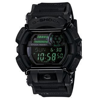 Casio G-Shock men's stainless steel black strap watch - Product number 2958759