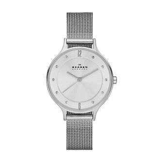 Skagen Anita Ladies' Stainless Steel Bracelet Watch - Product number 2958961