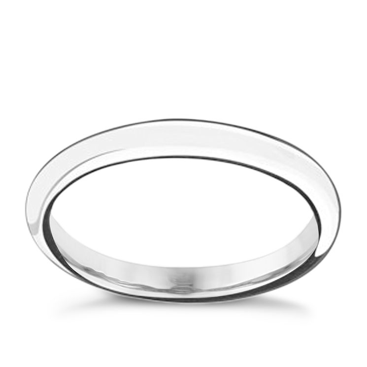 Chamilia Sterling Silver Forever Stacking Ring Large - Product number 3027171