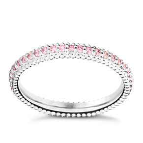 Chamilia Swarovski ZirconiaEternity Stacking Ring Large - Product number 3027414