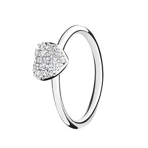 Chamilia Swarovski ZirconiaAffection Stacking Ring Medium - Product number 3027813