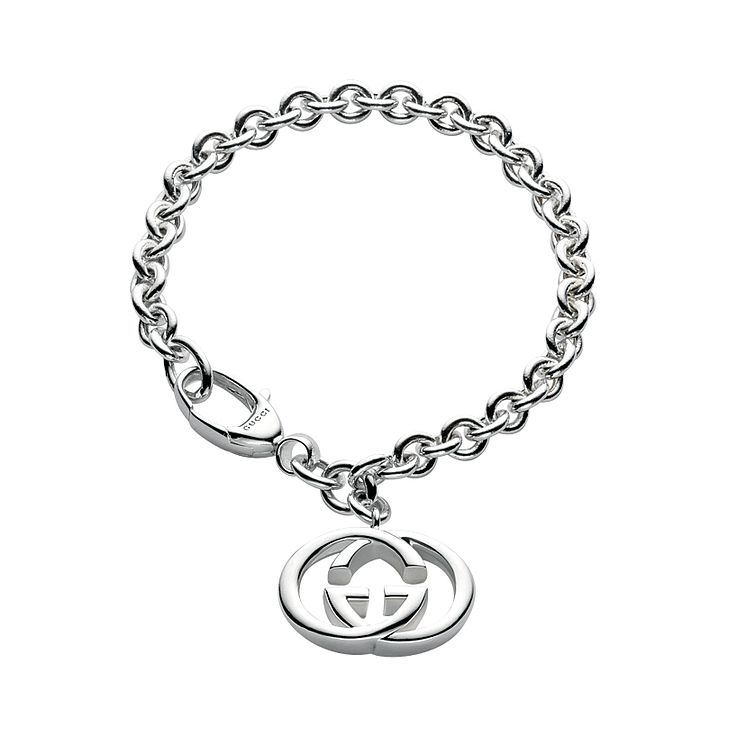 gucci necklace mens. gucci ladies\u0027 sterling silver double g bracelet - product number 3027872 necklace mens a