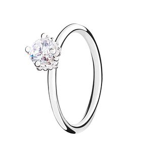 Chamilia Swarovski ZirconiaDiva Stacking Ring Medium - Product number 3028801