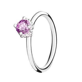 Chamilia Purple Swarovski ZirconiaDiva Stacking Ring Large - Product number 3029263