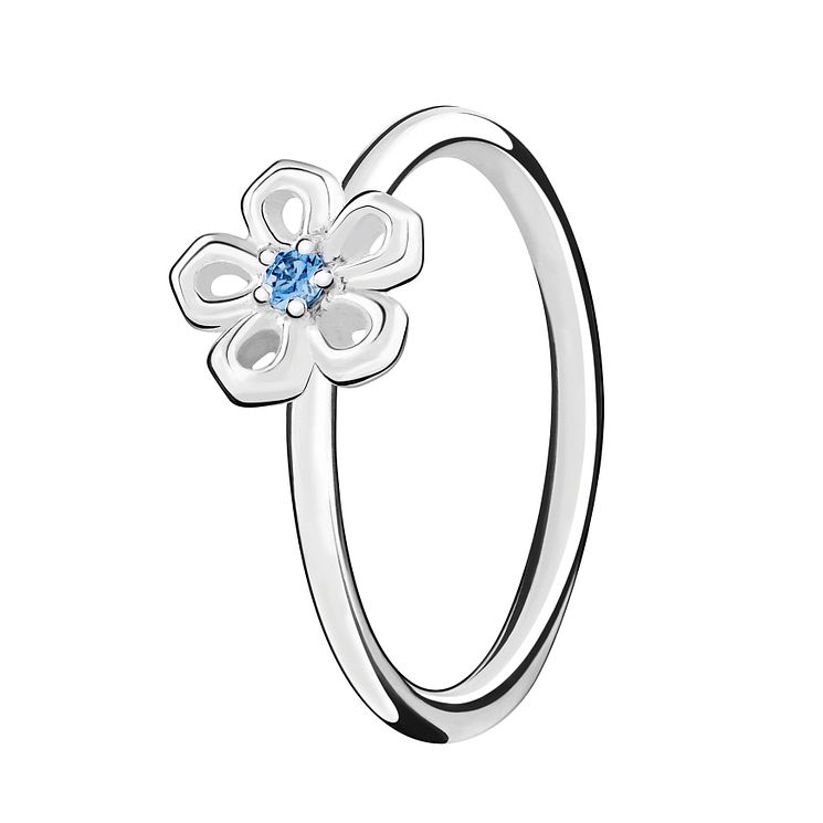 Chamilia Swarovski Zirconia Innocence Stacking Ring Small - Product number 3030148