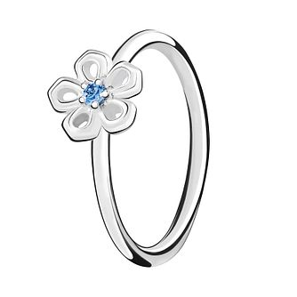 Chamilia Swarovski Zirconia Innocence Stacking Ring Medium - Product number 3030156