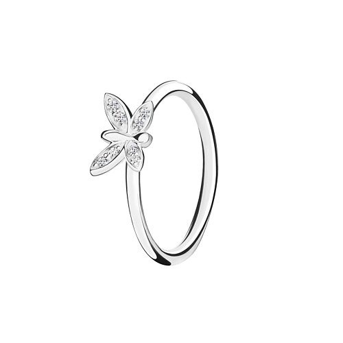 Chamilia Renewal white zirconia ring small - Product number 3030725