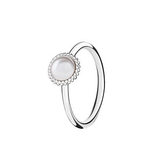 Chamilia Wisdom Swarovski pearl ring medium - Product number 3031837