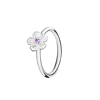 Chamilia Innocence February zirconia ring large - Product number 3035115