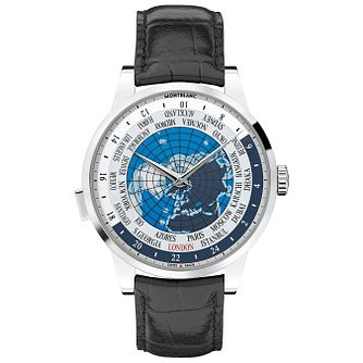 Montblanc Heritage Men's Stainless Steel Strap Watch - Product number 3085279