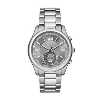 Michael Kors Aiden Men's Stainless Steel Bracelet Watch - Product number 3139921