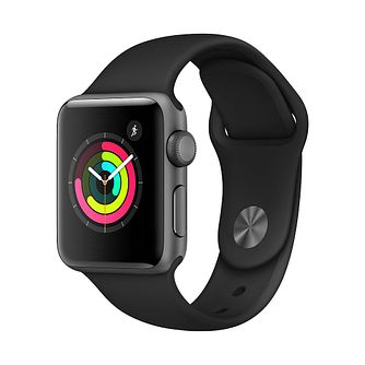 Apple Watch Series 3 42mm Grey Case with Grey Sport Band - Product number 3156834