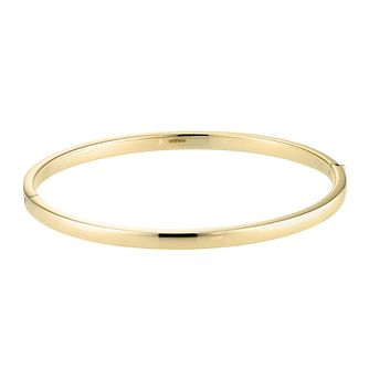 9ct Gold Bangle - Product number 3189597