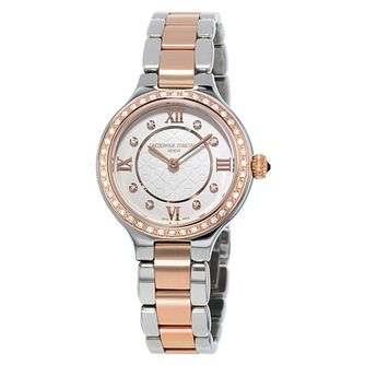 Frederique Constant Delight Ladies Diamond Bezel Watch - Product number 3321282
