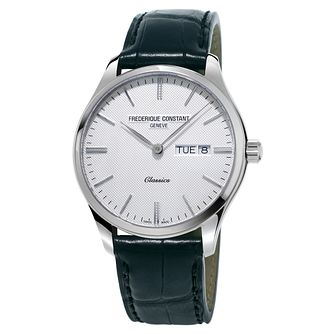 Frederique Constant Classics Men's Stainless Steel Watch - Product number 3322122
