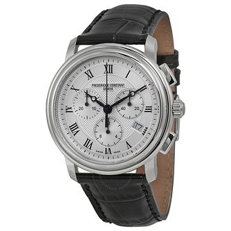 Frederique Constant Classics Men's Stainless Steel Watch - Product number 3322289