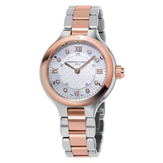 Frederique Constant Ladies Two Colour Horological Smartwatch - Product number 3322475