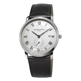Frederique Constant Classics Men's Stainless Steel Watch - Product number 3322513