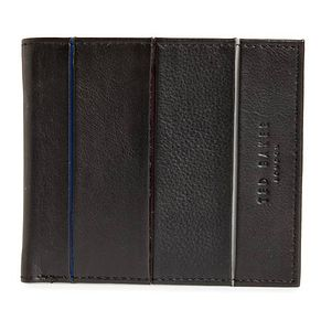 Ted Baker Bourbon Men's Black Leather Wallet - Product number 3372057