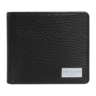 Ted Baker Men's Black Zip Leather Wallet - Product number 3374971