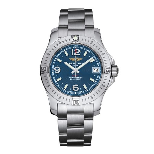 Breitling Colt 36 ladies stainless steel bracelet watch - Product number 3427129