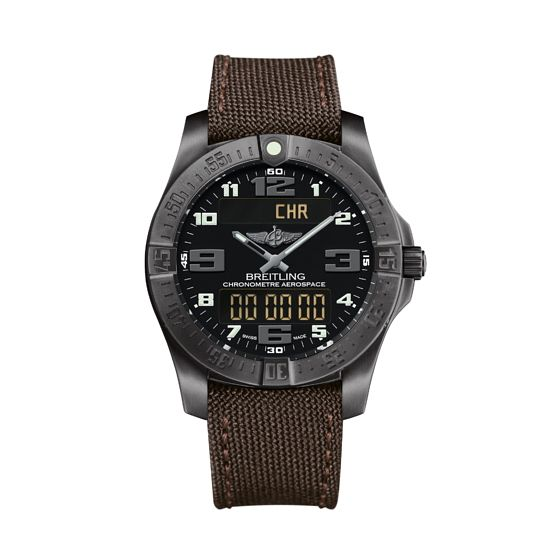 Breitling Aerospace Evo Night Mission men's strap watch - Product number 3427226