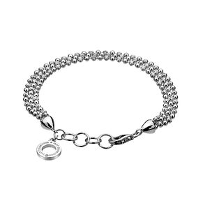Hot Diamonds sterling silver bead bracelet - Product number 3444201