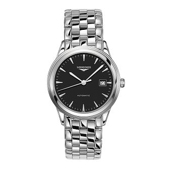 Longines Flagship Men's Black Dial Bracelet Watch - Product number 3448258