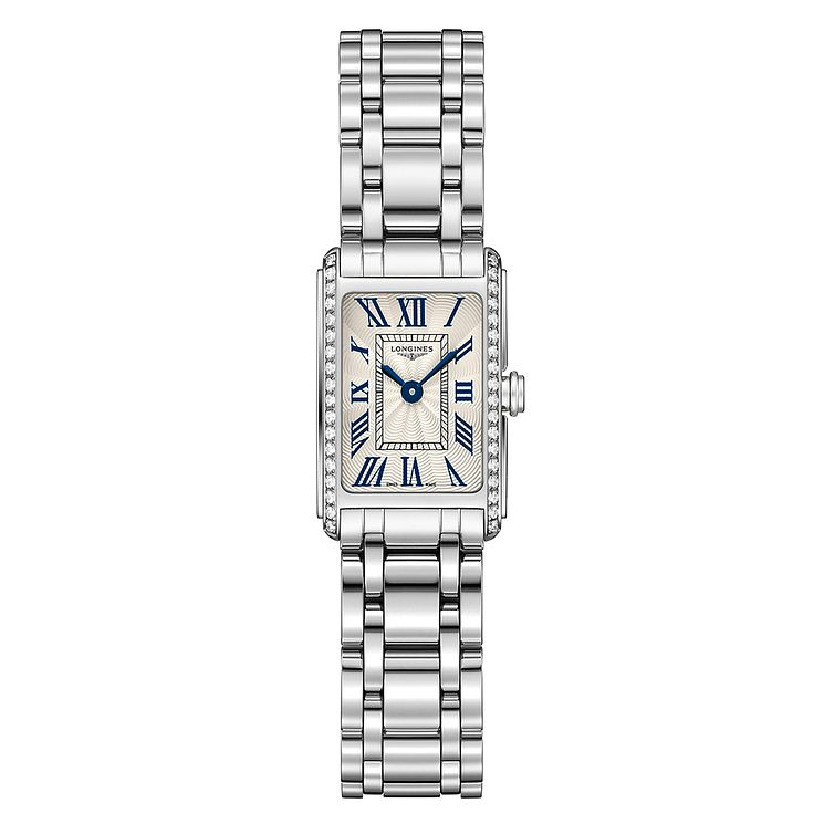 Longines Dolcevita ladies' stainless steel bracelet watch - Product number 3448428