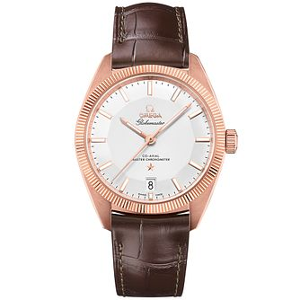 Omega Constellation Globemaster Men's Strap Watch - Product number 3450031