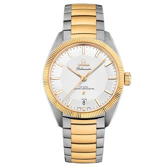 Omega Constellation Globemaster Men's Bracelet Watch - Product number 3450287