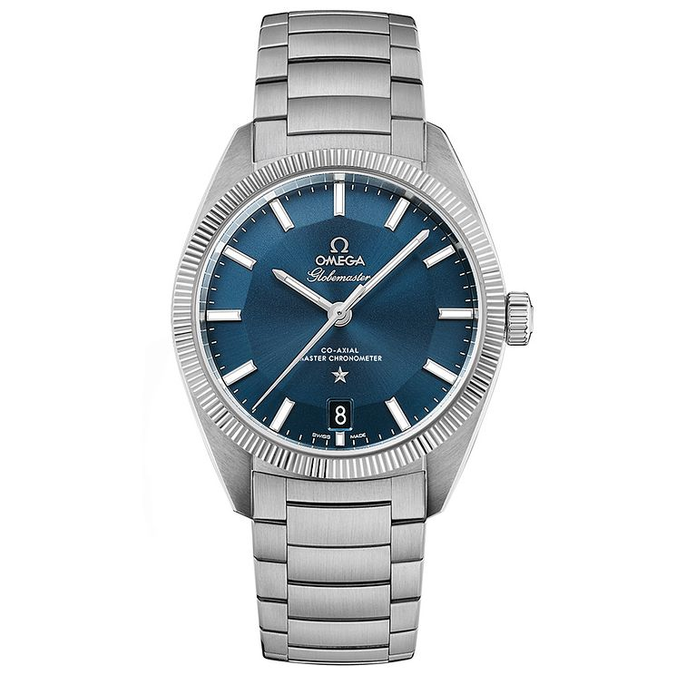 Omega Constellation Globemaster Men's Bracelet Watch - Product number 3450368