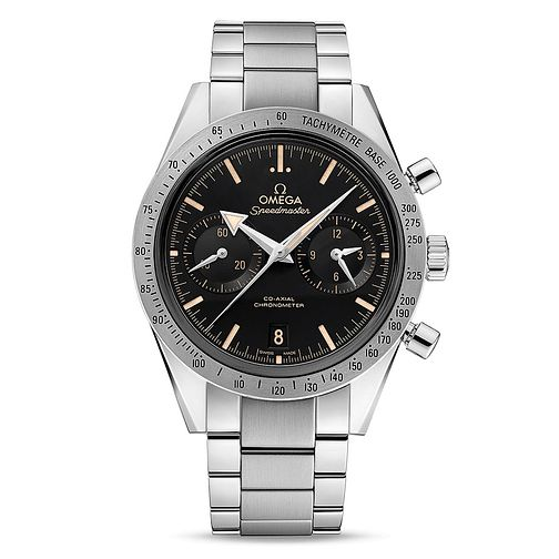 Omega Speedmaster '57 men's stainless steel bracelet watch - Product number 3450953