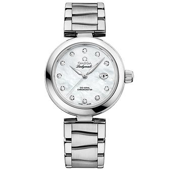 Omega De Ville Ladymatic ladies' bracelet watch - Product number 3451011