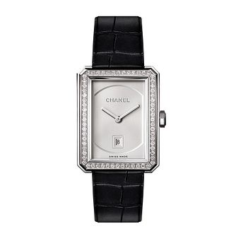 Chanel Ladies' 18ct white gold Bracelet Watch Medium - Product number 3451909